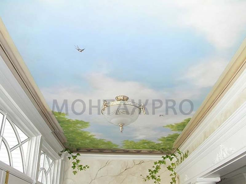 Отделка потолка на балконе: способы отделки потолка на лоджи.